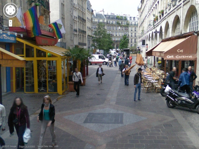 Assassinat d'Henri IV, rue de la ferronerie, Paris Henri10