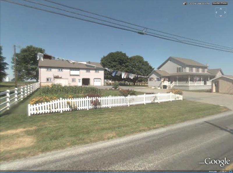 STREET VIEW : à la découverte des Amishs - Page 3 Linge10