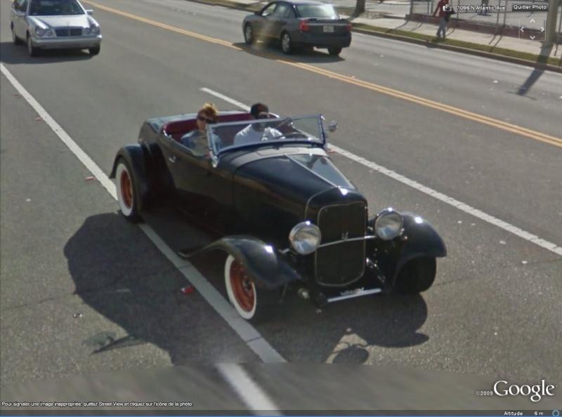 STREET VIEW : belles voitures (Monde) - Page 12 Noire10