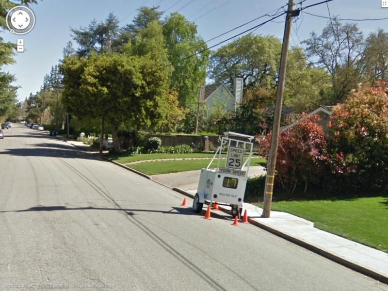 STREET VIEW : les panneaux routiers - Page 2 Radar10