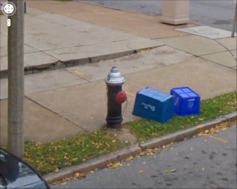 STREET VIEW : les bouches d'incendie St_lou10
