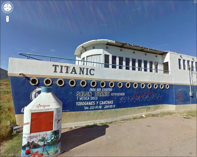 Titanic, proche Saint-Pierre, Canada Titani10