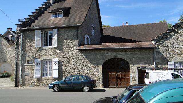 Chateau d'Arlay (39) Arlay_16