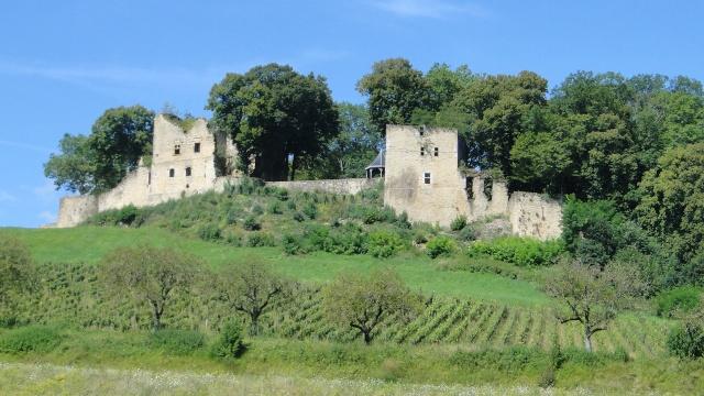 Chateau d'Arlay (39) Arlay_21