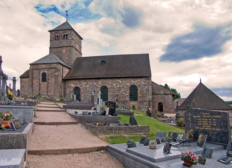 Eglise romane A13