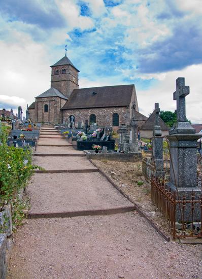 Eglise romane C10