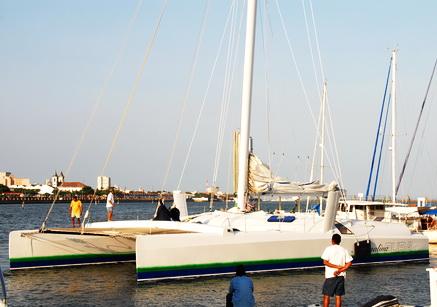 XX Regata Oceânica Internacional Recife-Fernando de Noronha Catama10