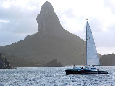 XX Regata Oceânica Internacional Recife-Fernando de Noronha Chegad10