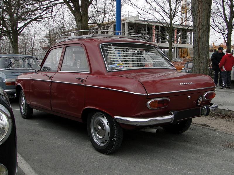 204 berline 1965 mild custom  51799210