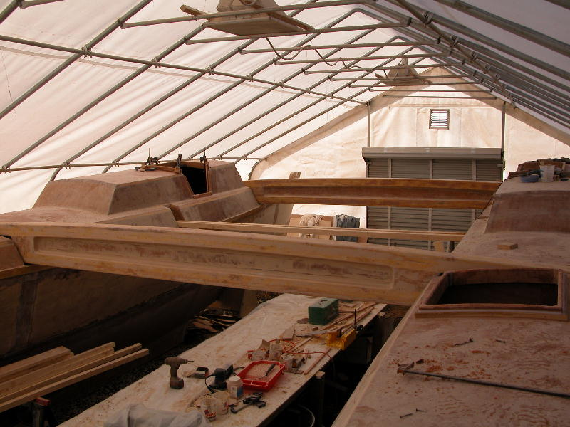 New Jersey Tiki [ le chantier ] 20080210