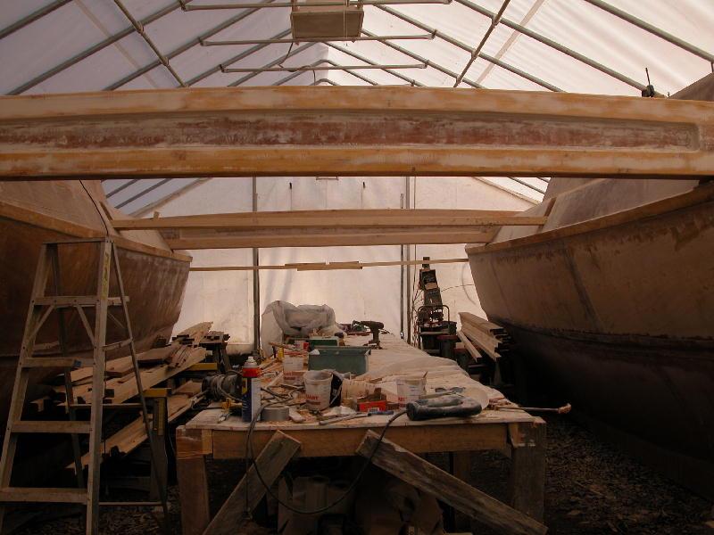 New Jersey Tiki [ le chantier ] 20080213