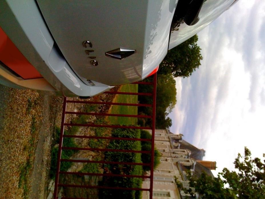 [MatraX7] Clio III.1 5 portes Authentique 1.5 dCi 70 311