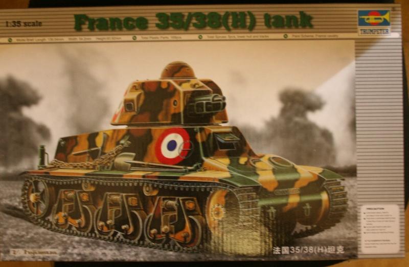 (panzer-model) Hotchkiss H35/38, 1/35 Trumpeter Img_6532