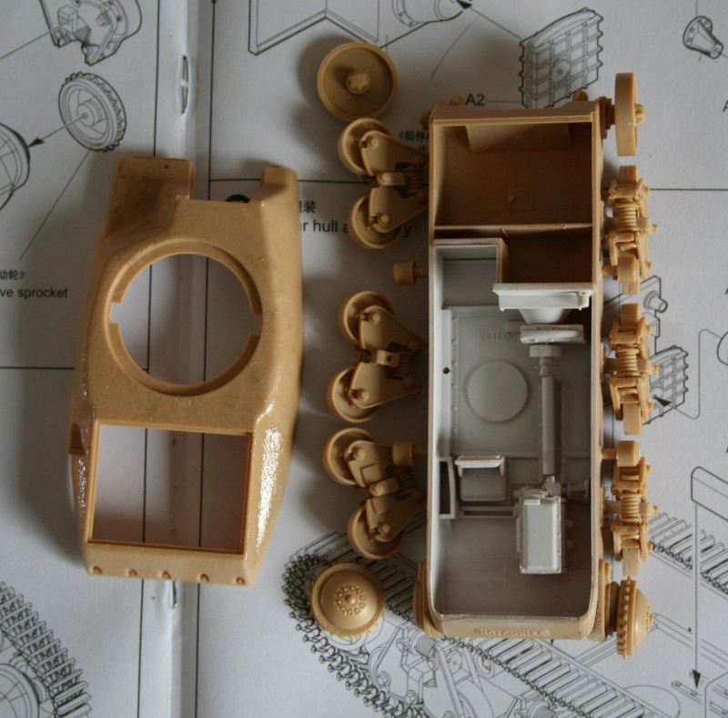 (panzer-model) Hotchkiss H35/38, 1/35 Trumpeter Img_6534