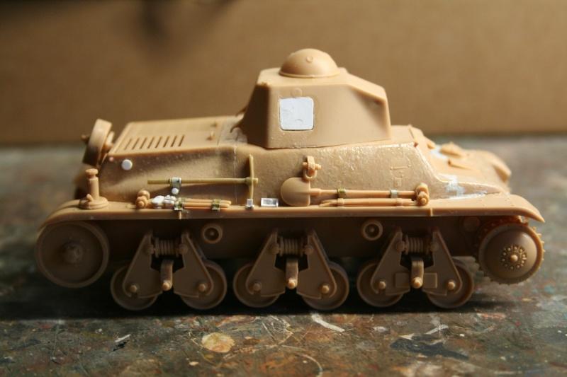 (panzer-model) Hotchkiss H35/38, 1/35 Trumpeter Img_6541