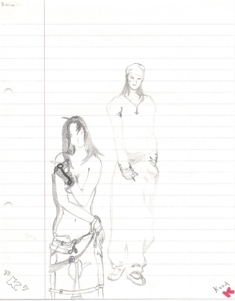LE Pseudo-art.. What else? [DAndii] Dessin10