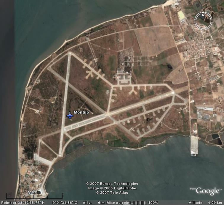 Topic des bases de l'armée de l'air/US air force etc... - Page 38 Montij10