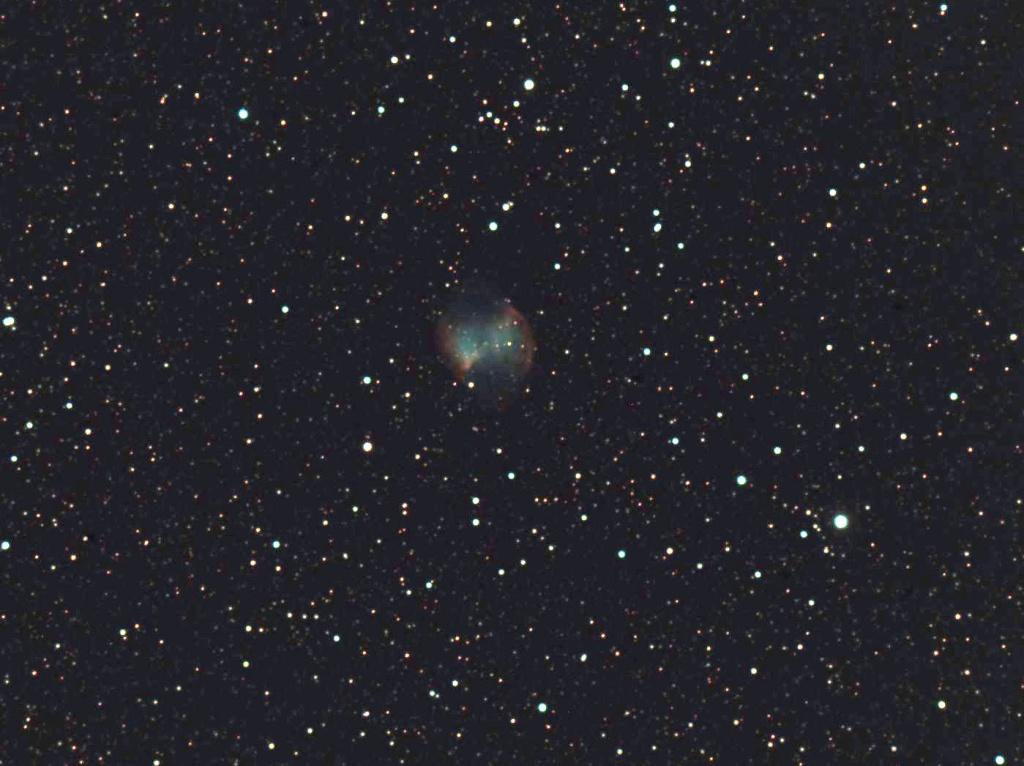 compte rendu de test astrophoto M2711