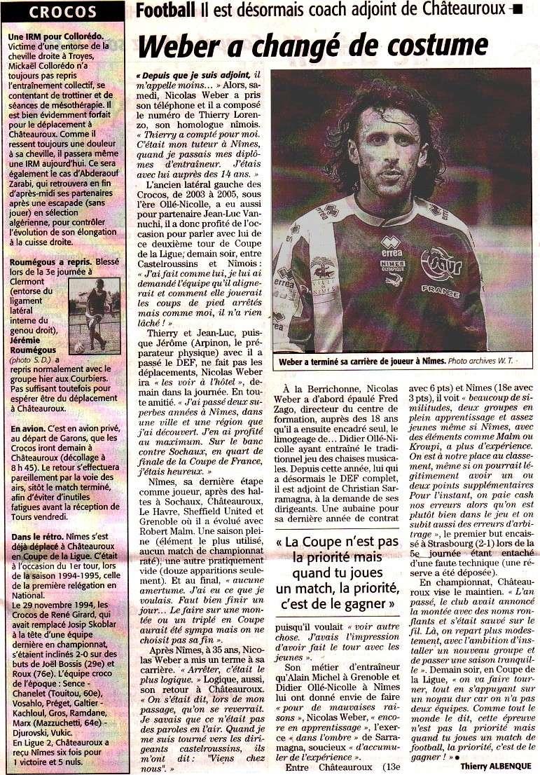 Coupe de la Ligue 2008/09 - Page 2 Weber10