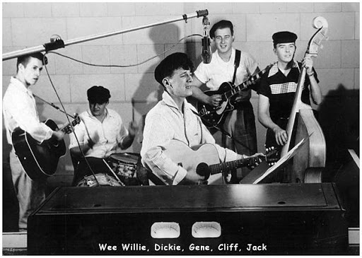Gene Vincent BLUE JEAN BOP Sessions ...  Gv10