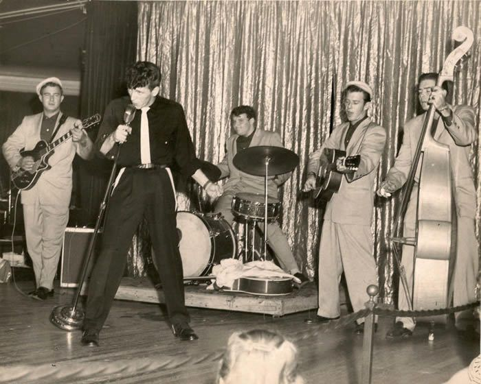 Gene Vincent BLUE JEAN BOP Sessions ...  Gvl10