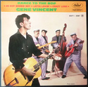 Gene Vincent BLUE JEAN BOP Sessions ...  Crazy_19