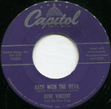 Gene Vincent BLUE JEAN BOP Sessions ...  Single10