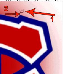 Détourer une image avec le lasso polygonal Etape_11