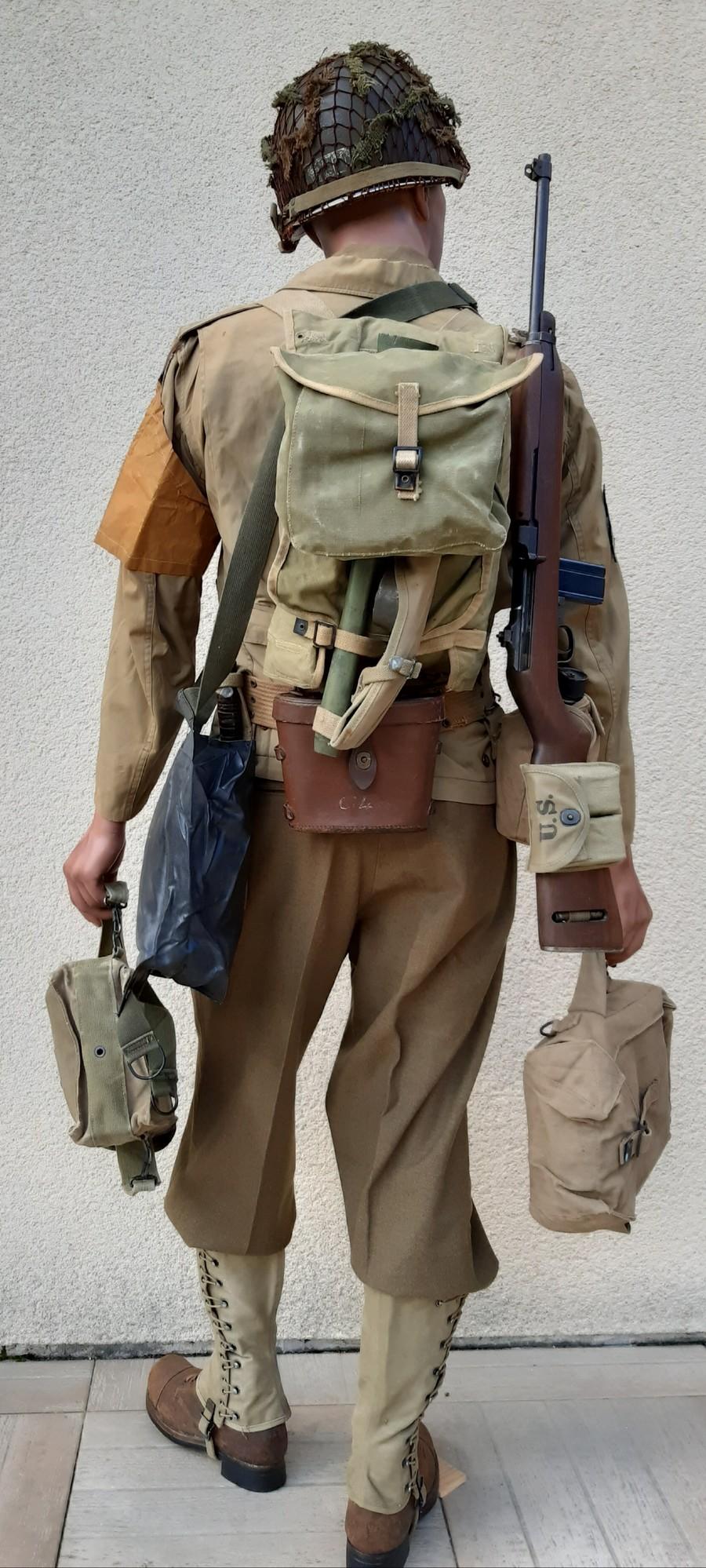 Mannequins US WW2 20201234
