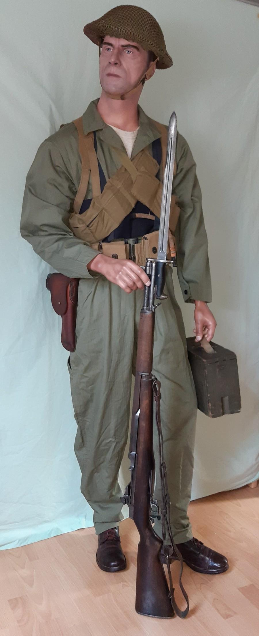 Mannequins US WW2 A19