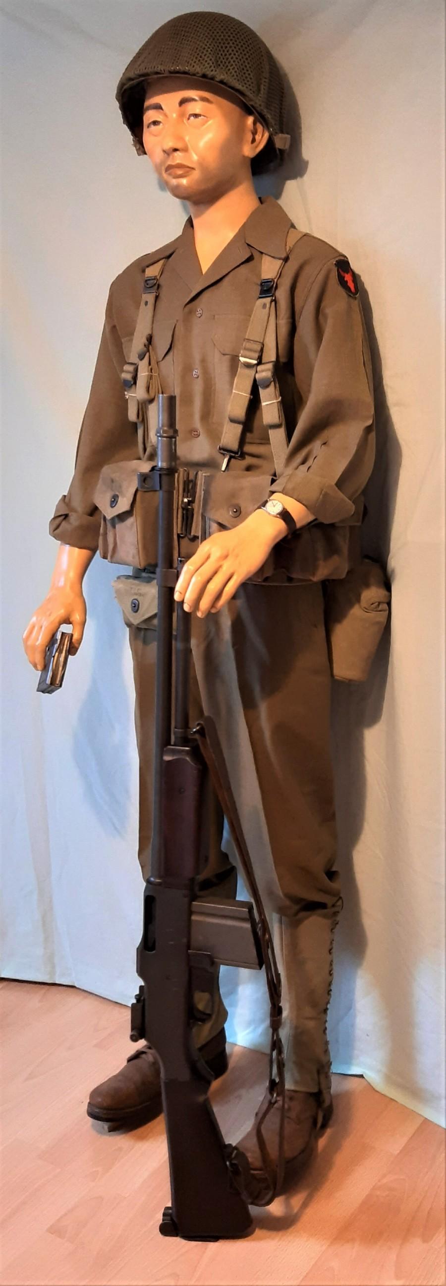 Mannequins US WW2 A21