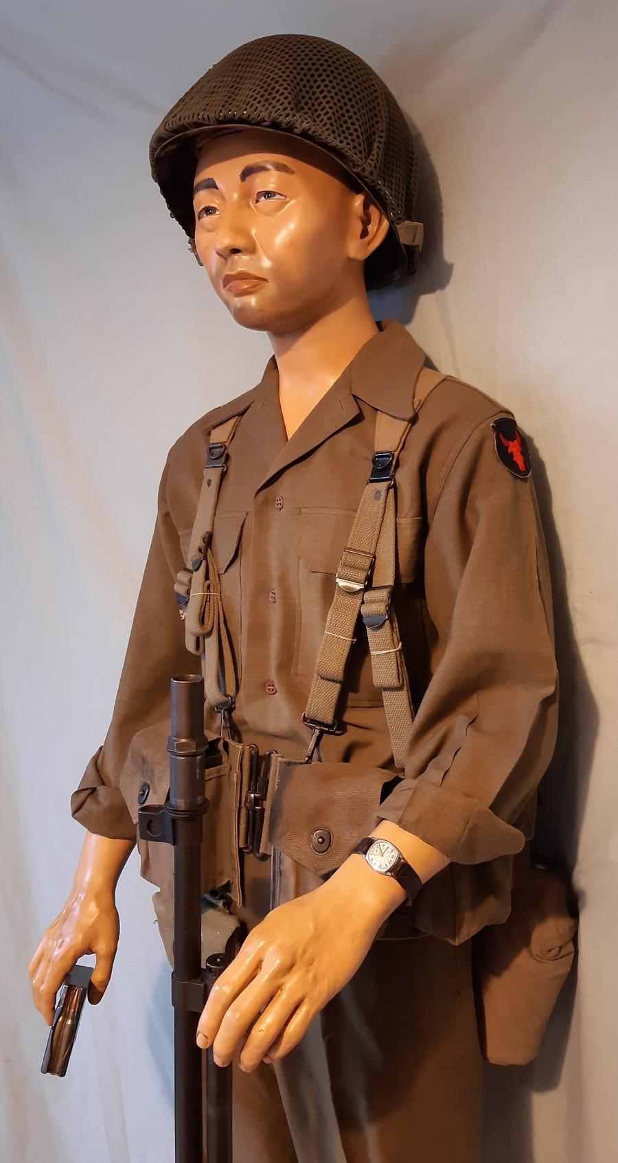 Mannequins US WW2 B16