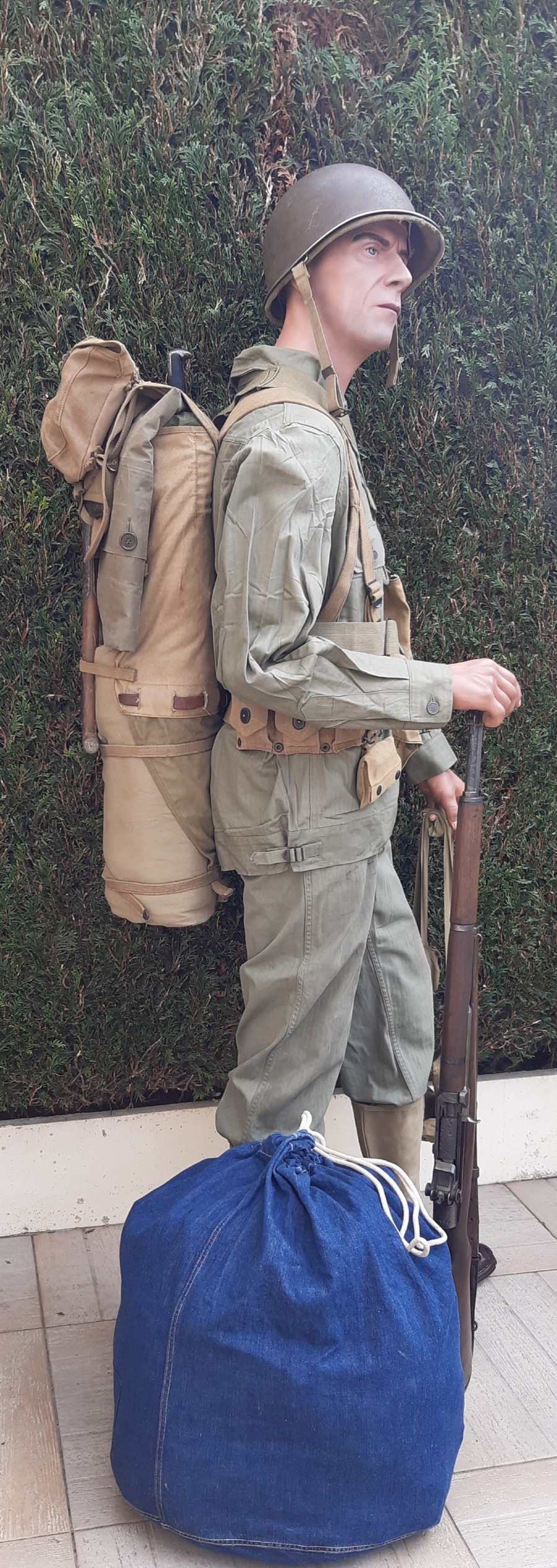Mannequins US WW2 C15