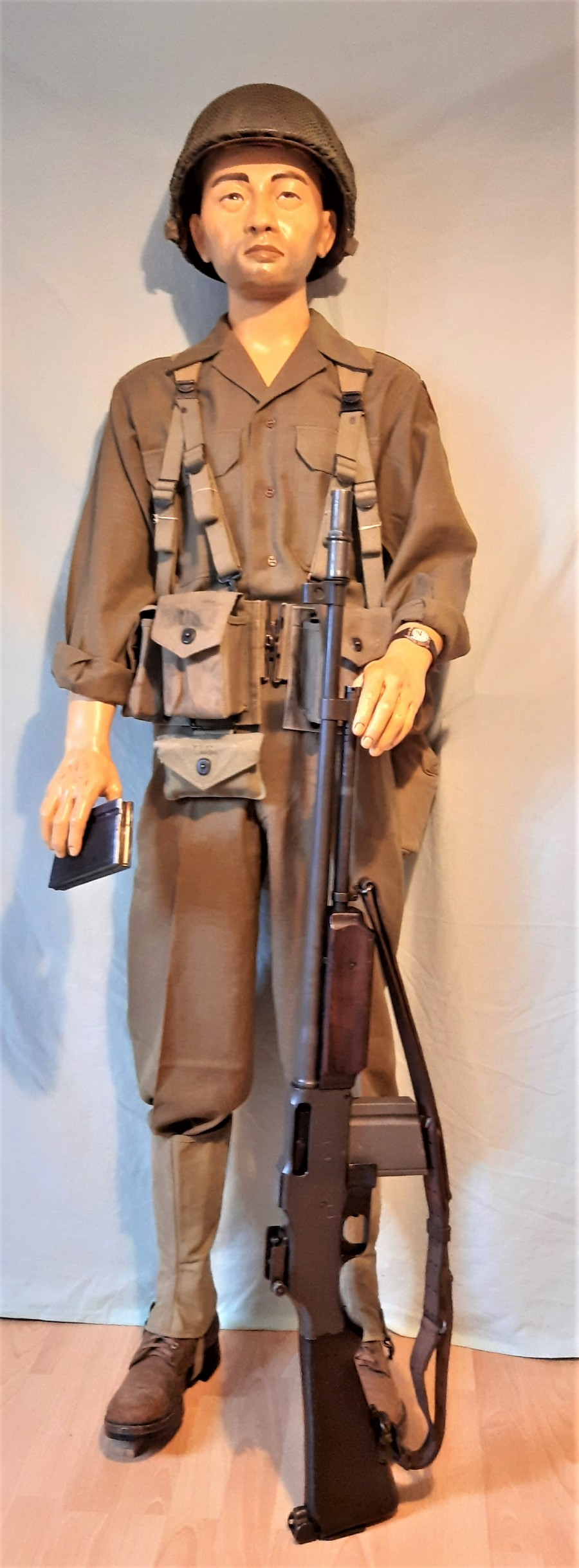 Mannequins US WW2 C16