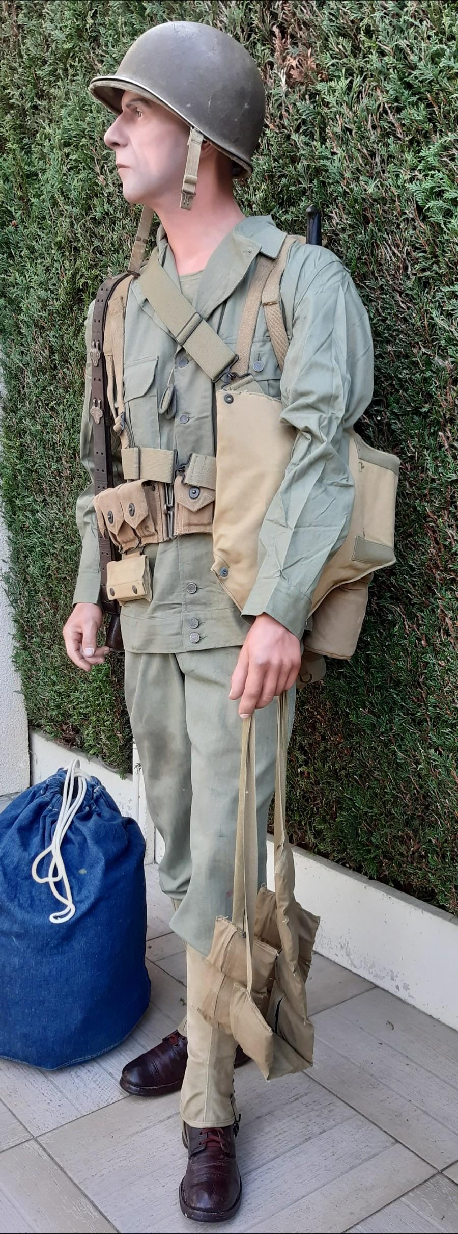 Mannequins US WW2 D17