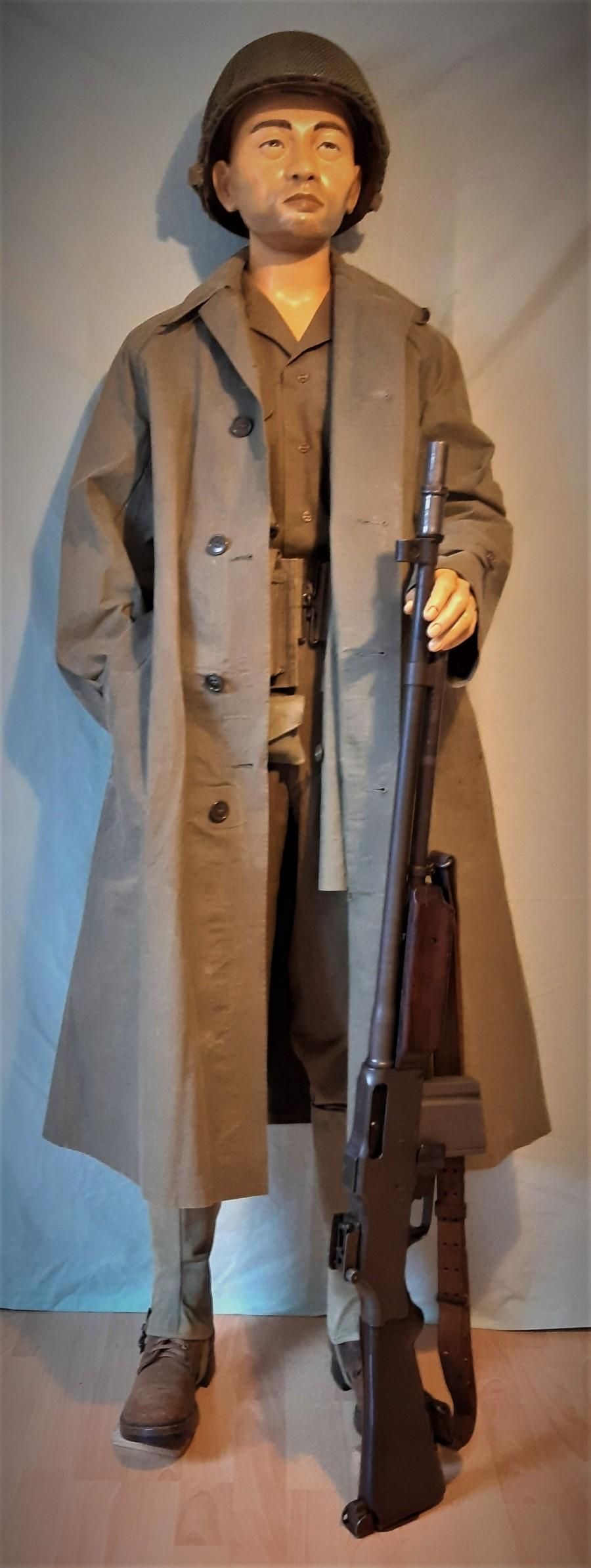Mannequins US WW2 D19