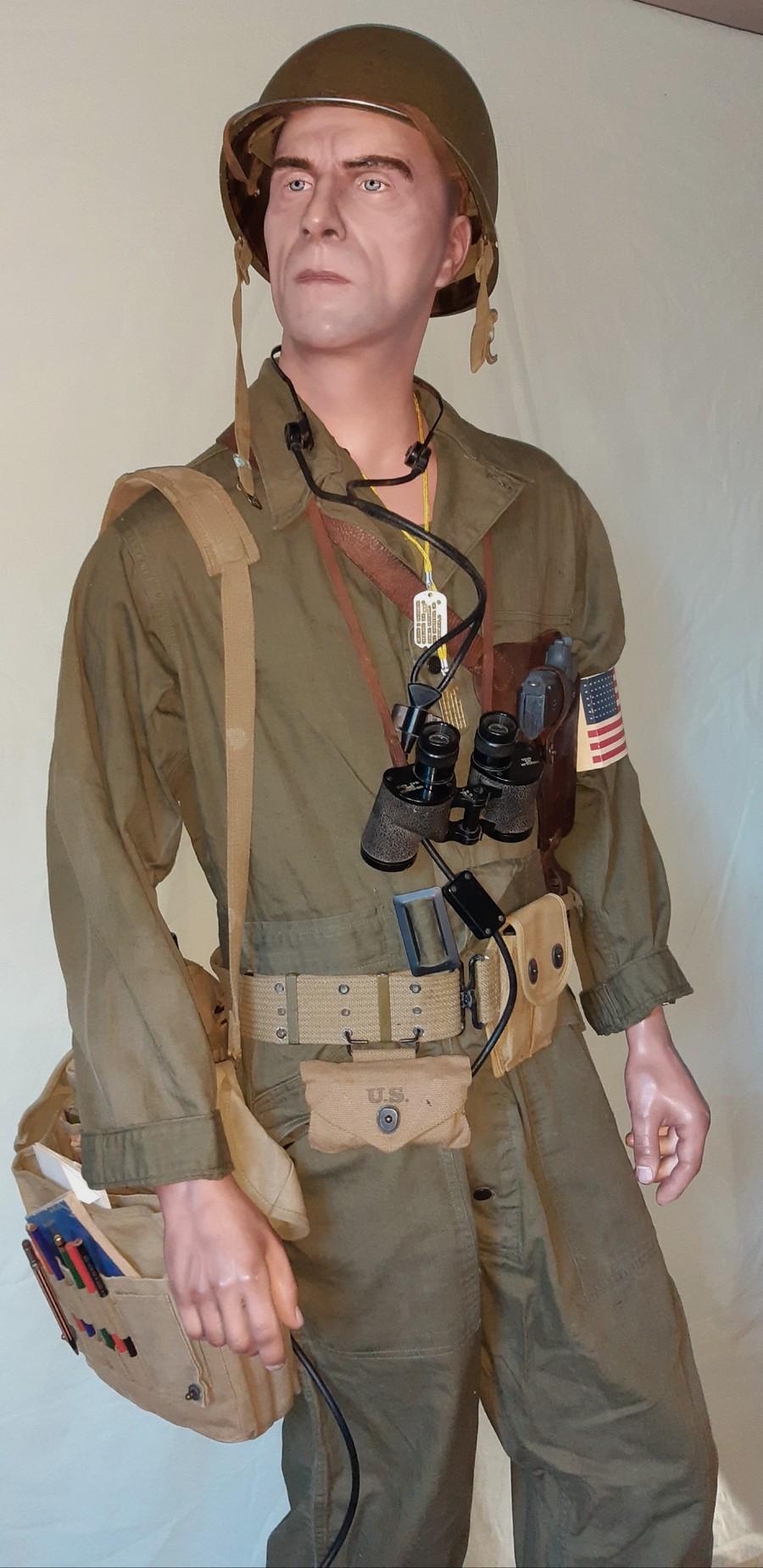 Mannequins US WW2 D20