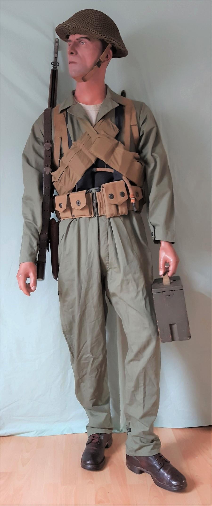 Mannequins US WW2 D_212