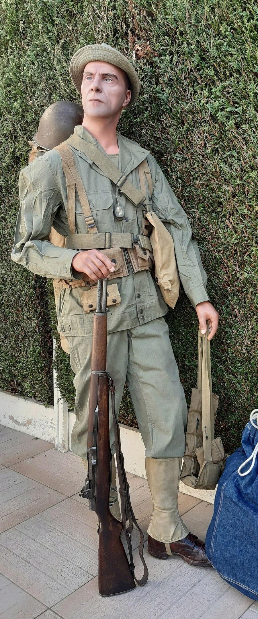 Mannequins US WW2 E15