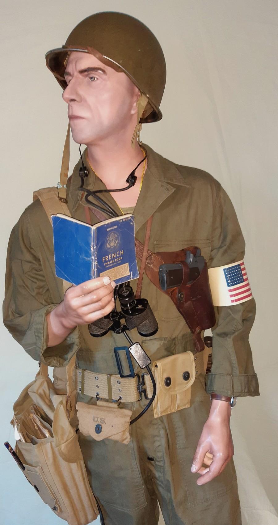 Mannequins US WW2 E16