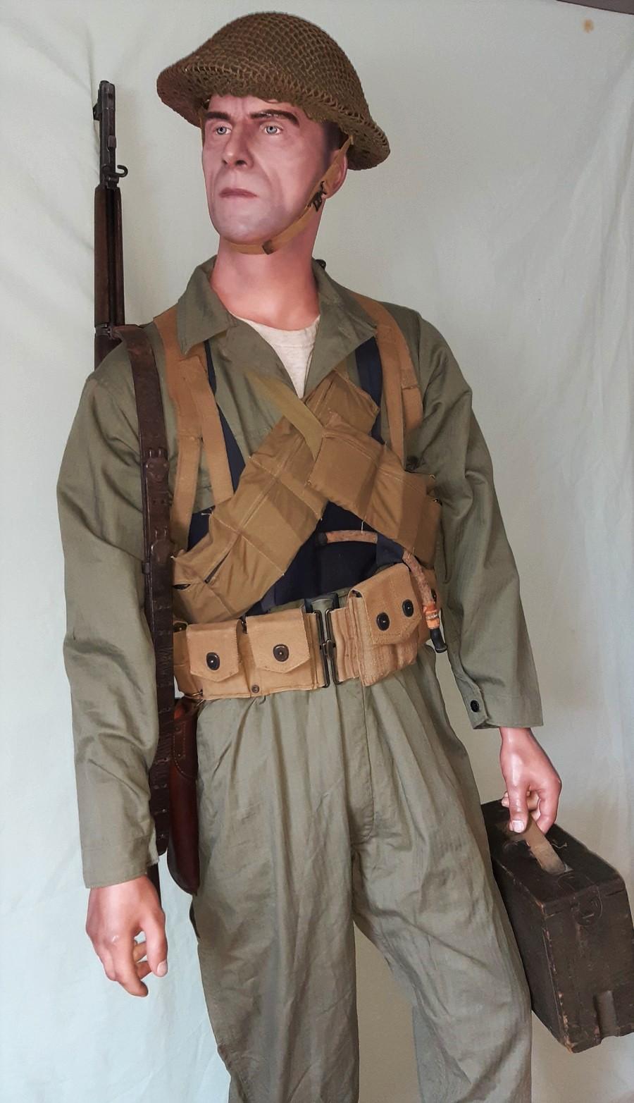 Mannequins US WW2 E_212