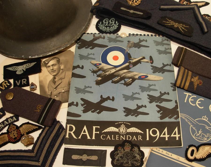 Royal Air Force WW2 Evocat10