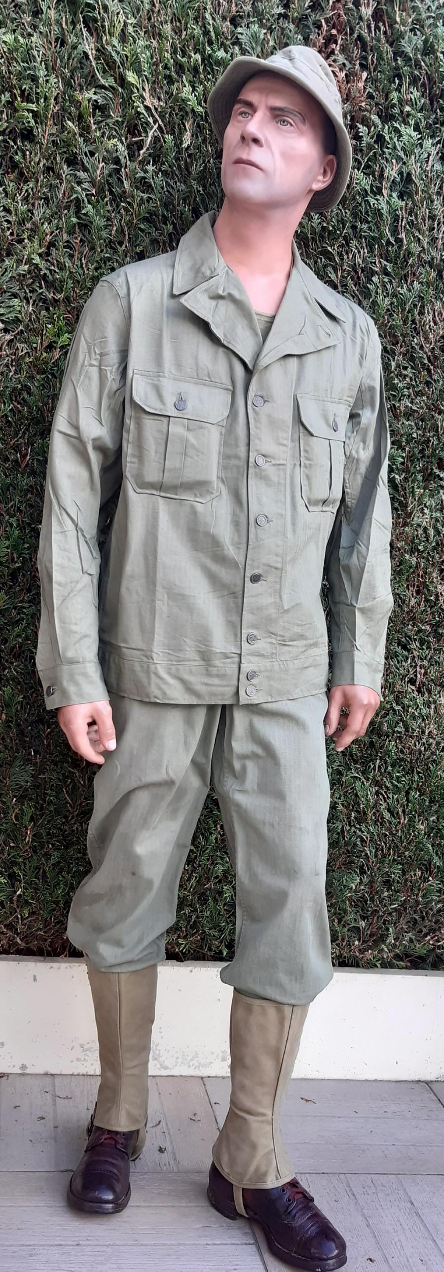 Mannequins US WW2 F16