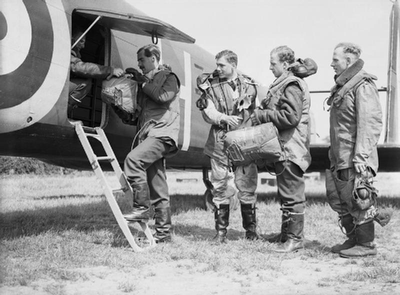 Royal Air Force WW2 Irvin_14