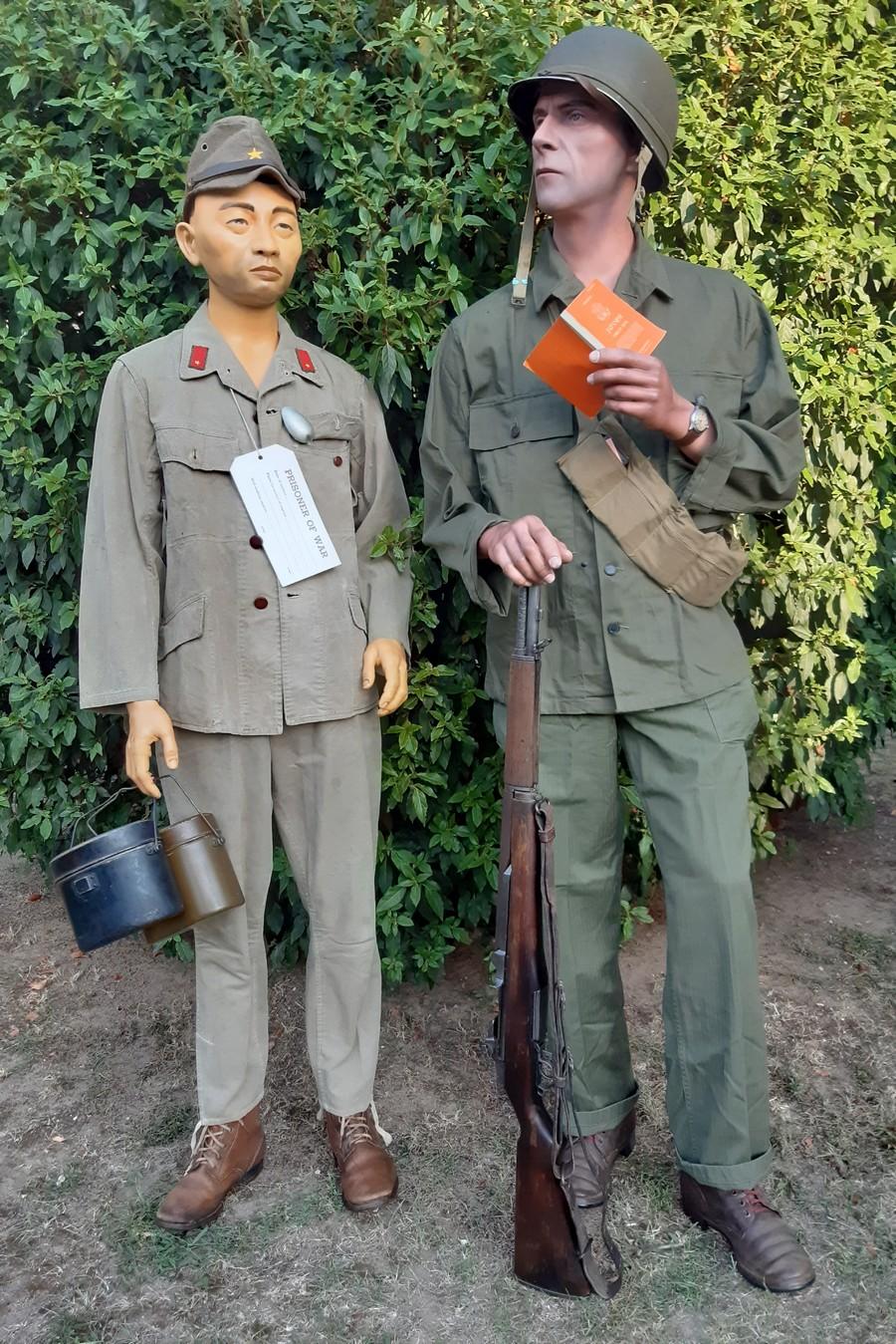 Mannequins US WW2 - Page 2 P117