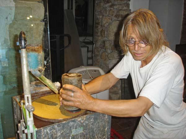 Expo d'orfèvres: objets montés Arnoul10