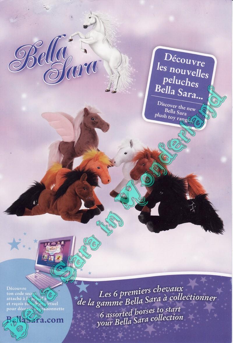 6 nouvelles peluches Bella Sara arrivent en France en Janvier 2011 314