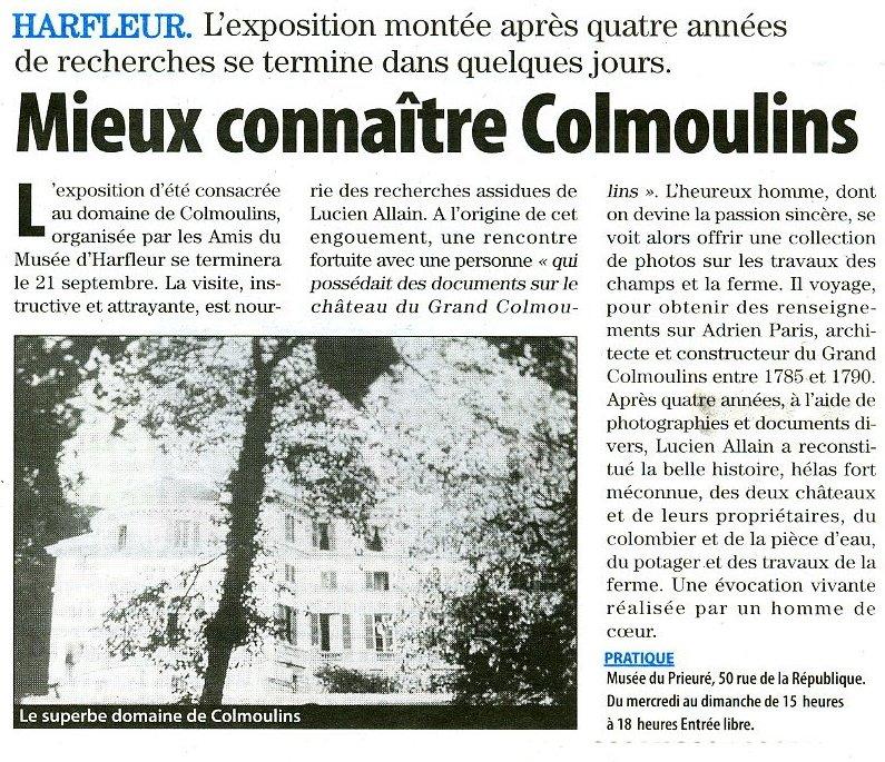 Harfleur - Mieux connaître Colmoulins Harfle10