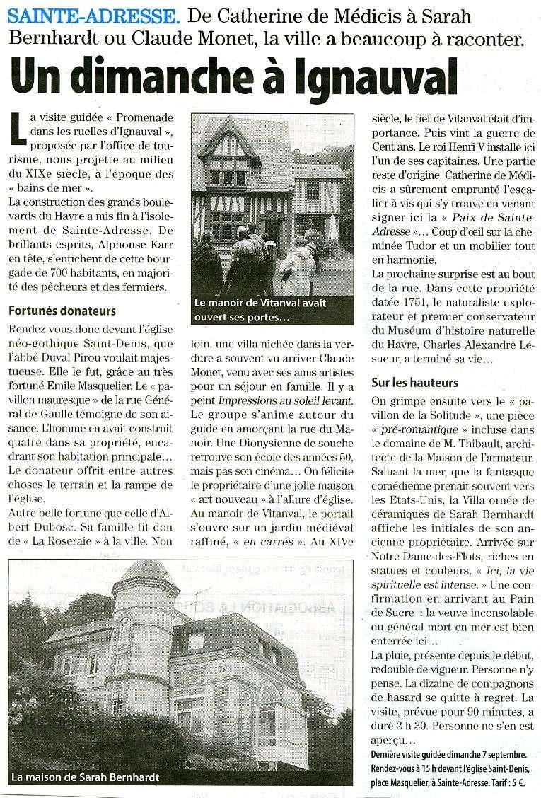 Sainte-Adresse - Un dimanche à Ignauval Ste_ad10