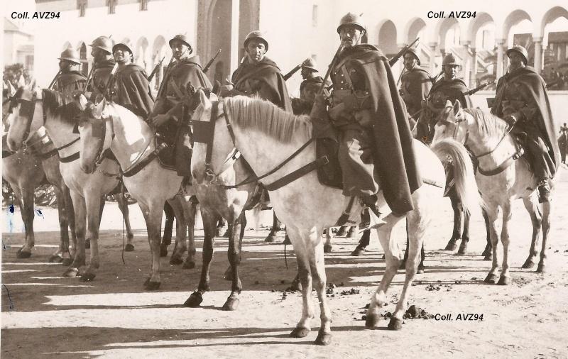 Les Spahis de 1935-40 au travers de l'iconographie Numar236